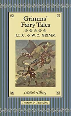 Grimms' Fairy Tales (Collector's Library) by Grimm, Brothers Hardback Book The