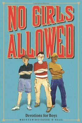 NO GIRLS ALLOWED PB by O'NEAL JAYCE Paperback / softback Book The Cheap Fast