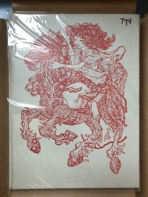 James Jean Xenograph First Edition Book #774, 292 Pages, 12½″H × 9½″W Hardcover