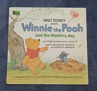 Various ‎– Winnie The Pooh And The Blustery Day