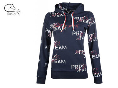 HKM Pro Team Challenge Yourself Print Horse Riding Hoody Hoodie Free P&P