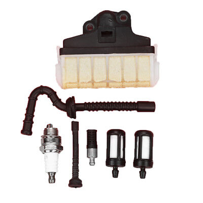 Replace Fits Plug Air 021 Line 023 Oil 025 Filter Fuel Kit Ms210 Ms230 Spark