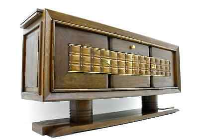 Credenza or Sideboard by Charles Dudouyt, France, circa 1940s