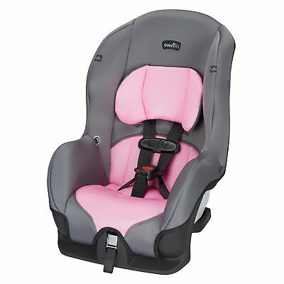 Evenflo Tribute LX Convertible Car Seat, Pink Ice Only Car Seat