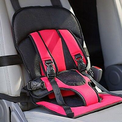 SHP Convertible Baby Child Car Safety Booster Seat Pad Group Car Baby Safety ...