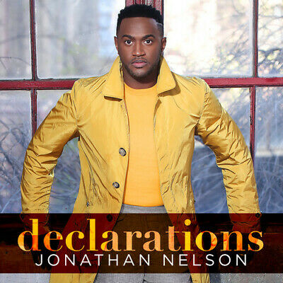 Jonathan Nelson - Declarations [New CD]