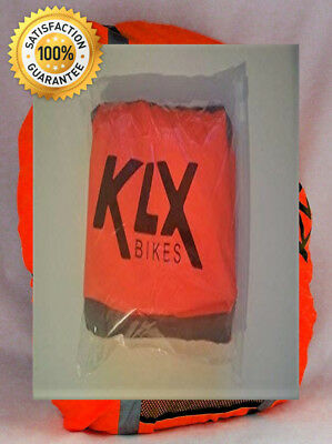 580c829687f3 KLX Heavy Duty High Visibility Reflective Waterproof Rucksack Backpack Cover .