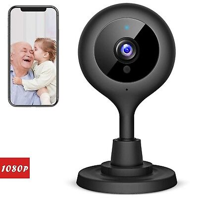 Victure 1080P FHD Baby Monitor with WiFi IP Camera Home Wireless Security Cam...