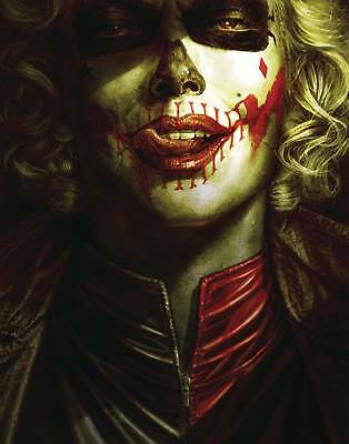 Batman Damned #2 Presale NM Harley Quinn Cover