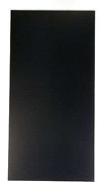 """G-10 BLACK .031"""" KNIFE HANDLE SPACER / LINER MATERIAL 6"""" x 12""""( 1 PIECE )"""