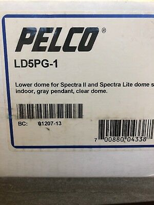 Pelco Lower Dome For Spectra II & Lite LD5PG-1