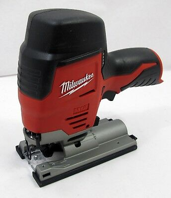 Milwaukee 2445-20 M12 12V Cordless High Performance Jig Saw