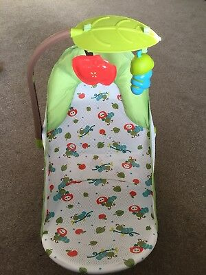 Brand New Summer Infant Deluxe Bath Seat With Toy Bar RRP £19.99