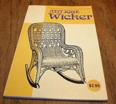 Antique Wicker Collectors Illustrated Price Guide