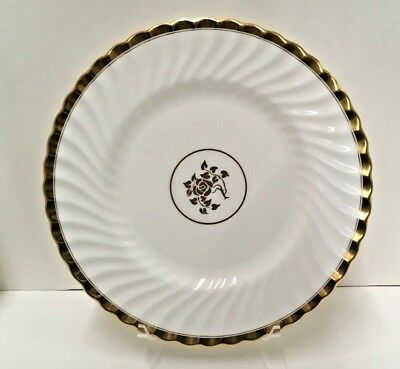 "Minton GOLD ROSE Luncheon Plate (9-1/8"") More Items Available"
