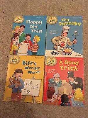 Biff Chip And Kipper Books Level 1