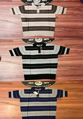 Lowrider Clothing Charlie Brown Polo Shirt Old School Cholo  Hustler Classic