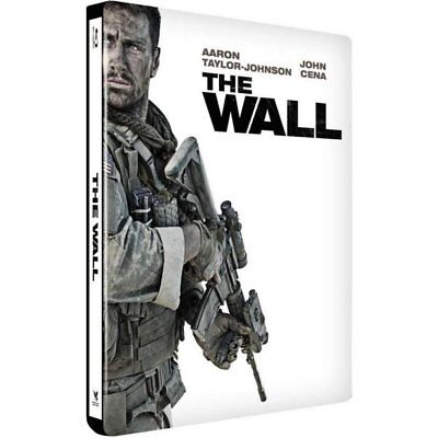 Blu-ray The Wall [Édition boîtier SteelBook]