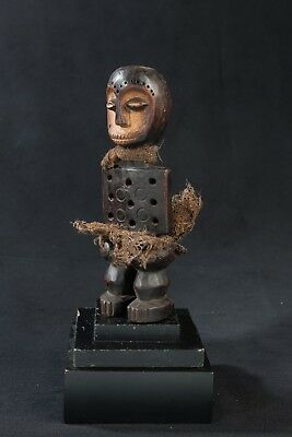 Lega Bwami Society Didactic Figure, African Arts, African Sculpture