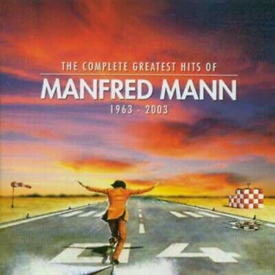 Manfred Mann - The Complete Greatest Hits [New CD]