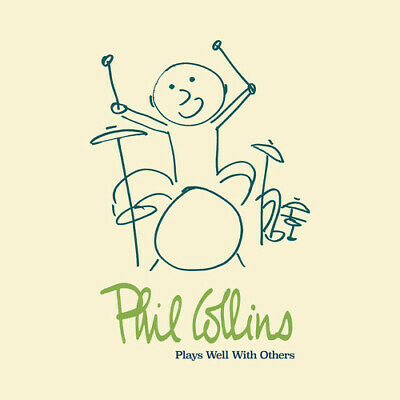 Phil Collins - Plays Well With Others [New CD]