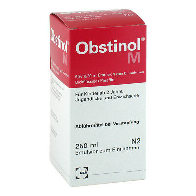 Obstinol M 250ml PZN 08704255