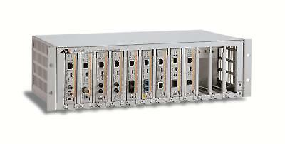 Allied Telesis AT-MCR12-50 Media Conversion Rack-mount Chassis network