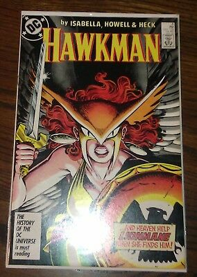 Hawkman Vol 2 #6 VF/NM DC Comics