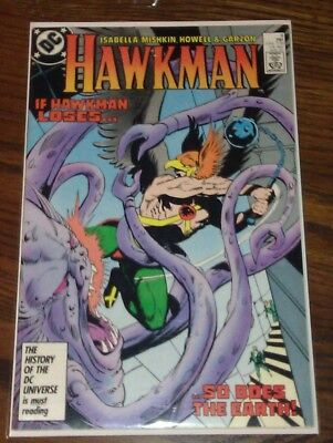 Hawkman Vol 2 #9 F/VF DC Comics