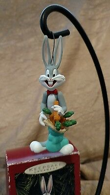 Bugs Bunny  Hallmark Keepsake Ornament Looney Tunes collection 1993