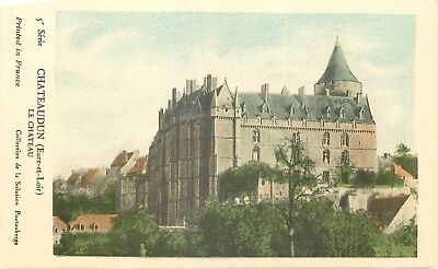 Cp Chateaudun Chateau - Collection Pautauberge