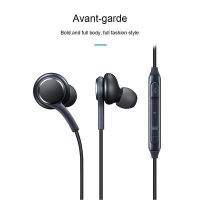 Stereo Earbuds In-Ear Earphones For Samsung Galaxy S8 S9 Note 8 AKG Headset