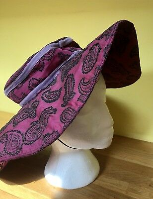 Victorian Period Themed Costume Fancy Dress Hat
