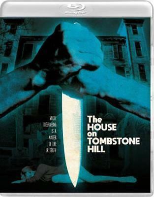 House On Tombstone Hill New Blu-Ray Disc