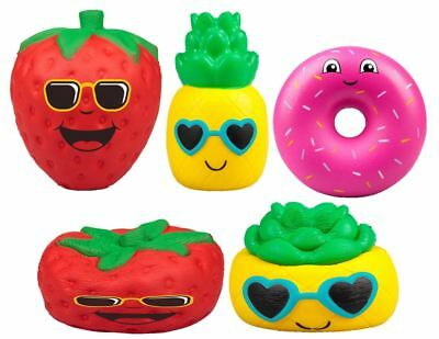 Squishy Puffems Toy Stress Relief Aid Squeeze Squash Stocking Filler