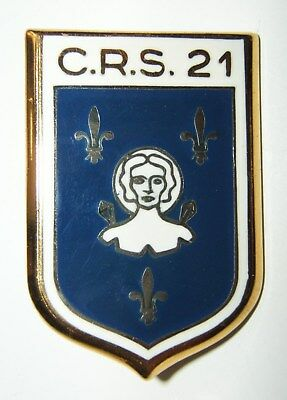 INSIGNE C.R.S. 21 - Drago - OBSOLETE POUR COLLECTION