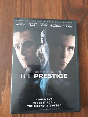 The Prestige - (DVD, 2007)