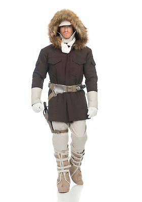 Charades Hoth Han Solo Star Wars Return of the Jedi Mens Halloween Costume 03286