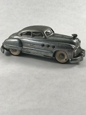 Vintage 1940's Chrome Plated Car Lighter From Occupied Japan Buick Car