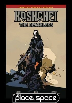 Koshchei The Deathless - Softcover