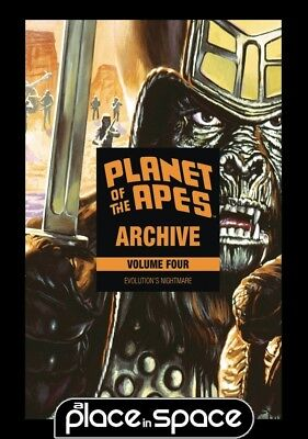 Planet Of Apes Archive Vol 04 - Hardcover