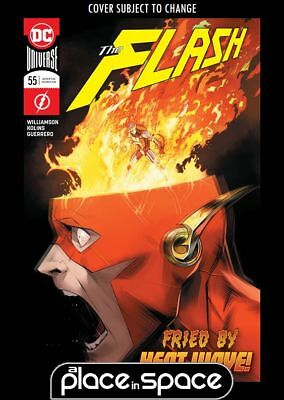 Flash, Vol. 5 #55A (Wk39)