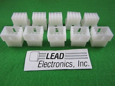 QTY10  Molex Connector 12 Pin Housings Part number  03-09-2121