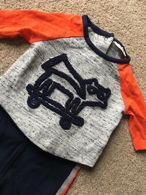Next Baby Boys Outfit First Size 0-1 Month No Tag