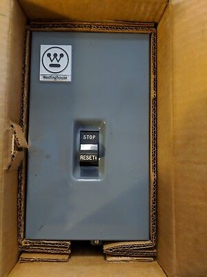 Westinghouse  A100S0Cr Manual Starter (Qty 1) - Free Shipping