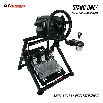 Gt Omega Racing Apex Steering Wheel Stand Suitable For Thrustmaster T500/T300