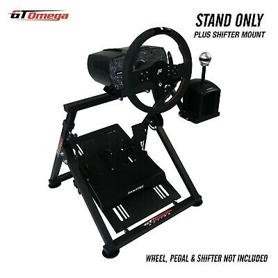 Gt Omega Racing Apex Steering Wheel Stand Suitable For Fanatec Csl Elite