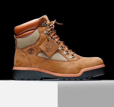 Timberland 6 Inch Waterproof Men's Field Boots Sundance  A18BF [ALL SIZES] NEW!