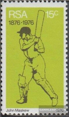 South Africa 490 (complete.issue.) unmounted mint / never hinged 1976 cricket Or