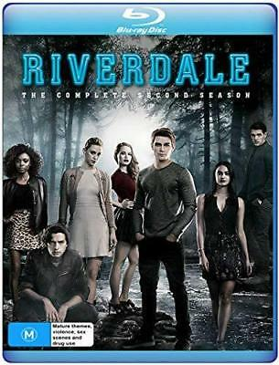 RIVERDALE 2 (2017-2018): TV Season Series Archie Comics characters Au RB BLU-RAY